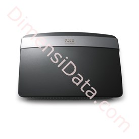 Jual Wireless-N Router CISCO Linksys Dual-Band [E2500]